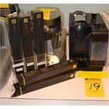 Nespresso Machine with Supplies