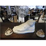*Decorative Foot, Love Heart Candle Holder, and Tw