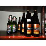 *Twelve Bottles of Magner's and Seven Bottles of B