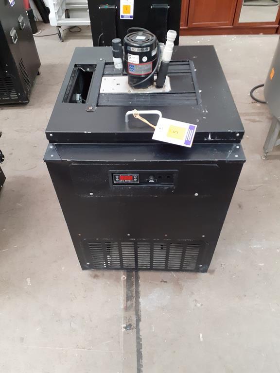 Remote Cooler with Cornelius Coldflow DFX Series 1 controller