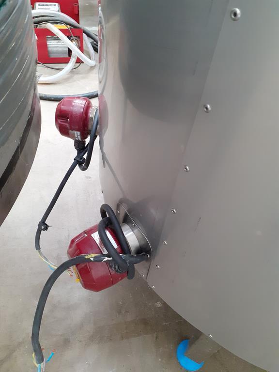 6ix Fabdec Stainless Steel Hot Liquor Tank (HLT) - Image 3 of 7