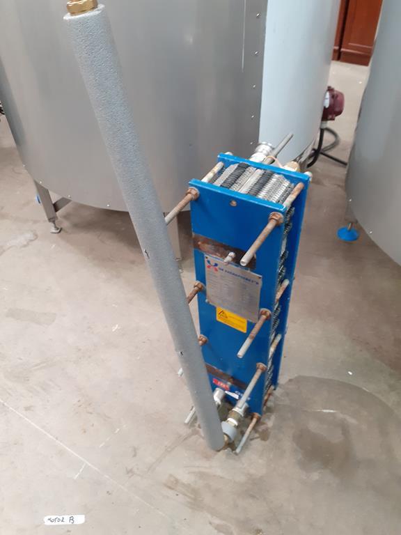 UKE - 2A3 Heat Exchanger