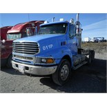 2007 STERLING MODEL LT9500 SERIES T/A TRUCK TRACTOR, S/N 2FWJAZAV47AW89202 W/ DAY CAB, 133,274 KM
