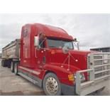 2000 FREIGHTLINER MODEL FLD120 T/A TRUCK TRACTOR, S/N 1FUYDSEB7YLB59097 W/ DD SERIES 60 ENGINE (