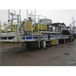 2008 SANDVIK MODEL H4-CH660 (H6800) PORTABLE CONE CRUSHER S/N 870188 W/ 400 HP ELEC. DRIVE AND C/W