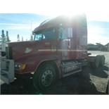 2000 FREIGHTLINER MODEL FLD120 T/A TRUCK TRACTOR, S/N 1FUYDSEB9YLB80372 W/ DD SERIES 60 ENGINE (