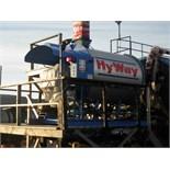 2013 HY-WAY HYCGO 100 HOT OIL HEATER S/N 5925 W/ 460 VOLT C/W HYC80-100, 480C.PORT CONTROL S/N