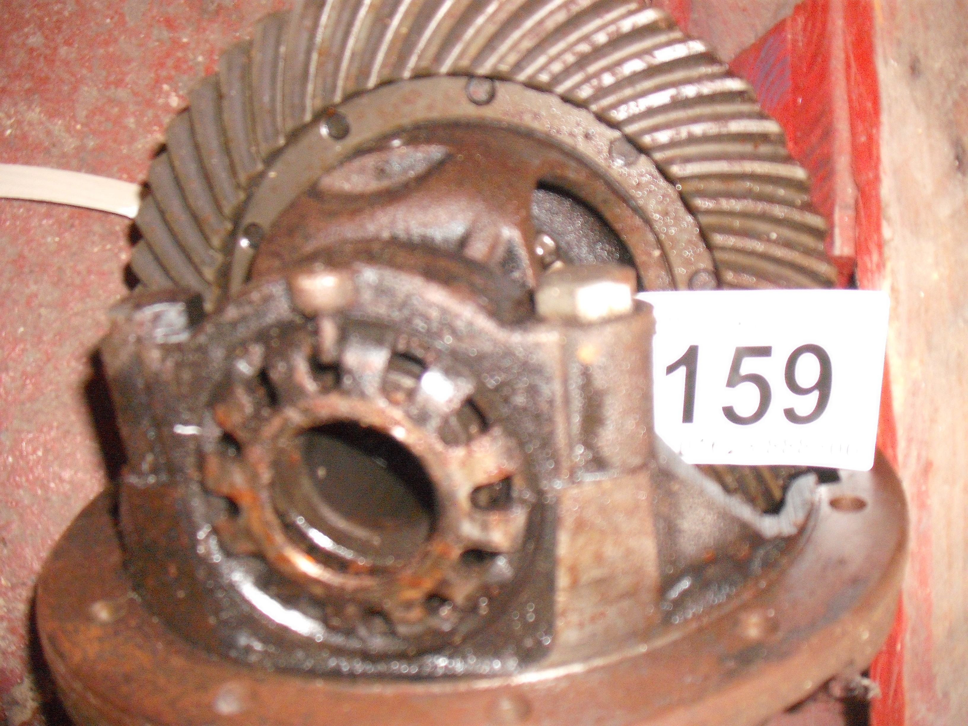 Lot 17 - LAND-ROVER DEFENDER DIFF