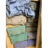 Three Drawers w/ Instruments Packs & Surgical Cloth etc