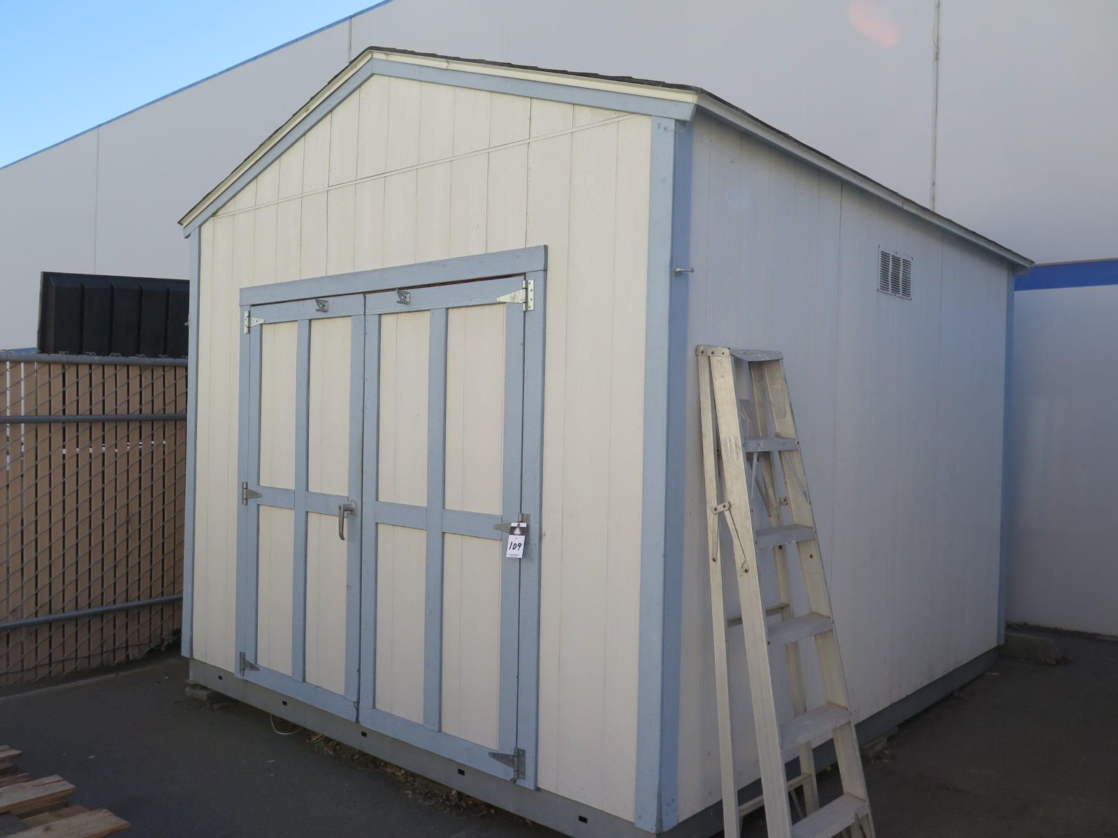 Tuff shed 10 x 20 storage shed for Tough shed sale