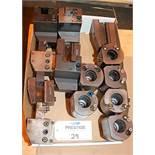 (14) VDI Turret Tool Holders