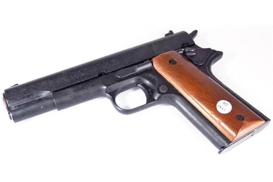 BRUNI BLANK FIRING PISTOL  Automatic Bruni 95 kal 0,8mm firing pistol
