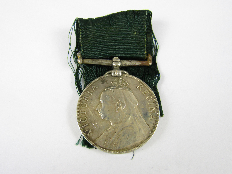 Lot 16 - A Volunteer Force Long Service Medal