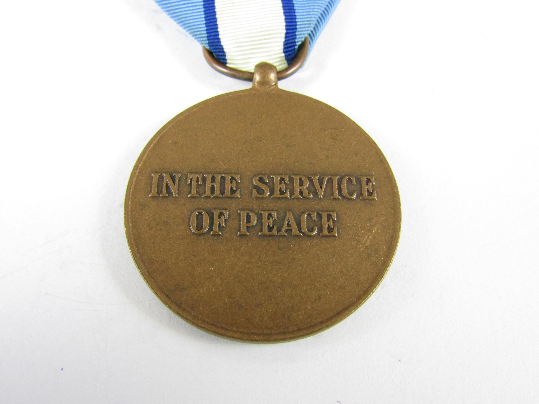 Lot 58 - A UN Medal