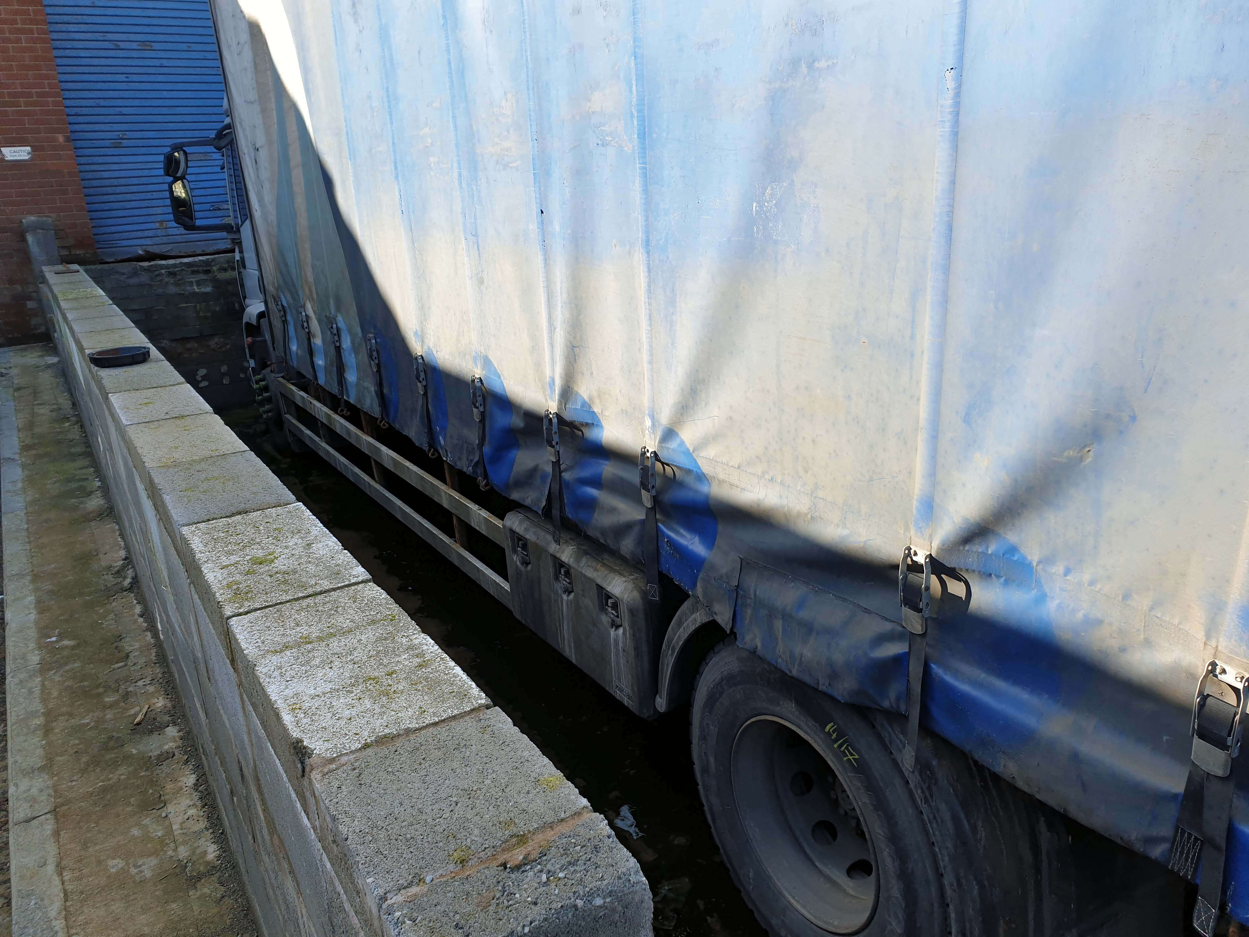 An IVECO Cargo ML 180E25 5880cc Euro5 4x2 18-Tonne Curtainside Truck, Registration No. GN59 CCO, - Image 7 of 9