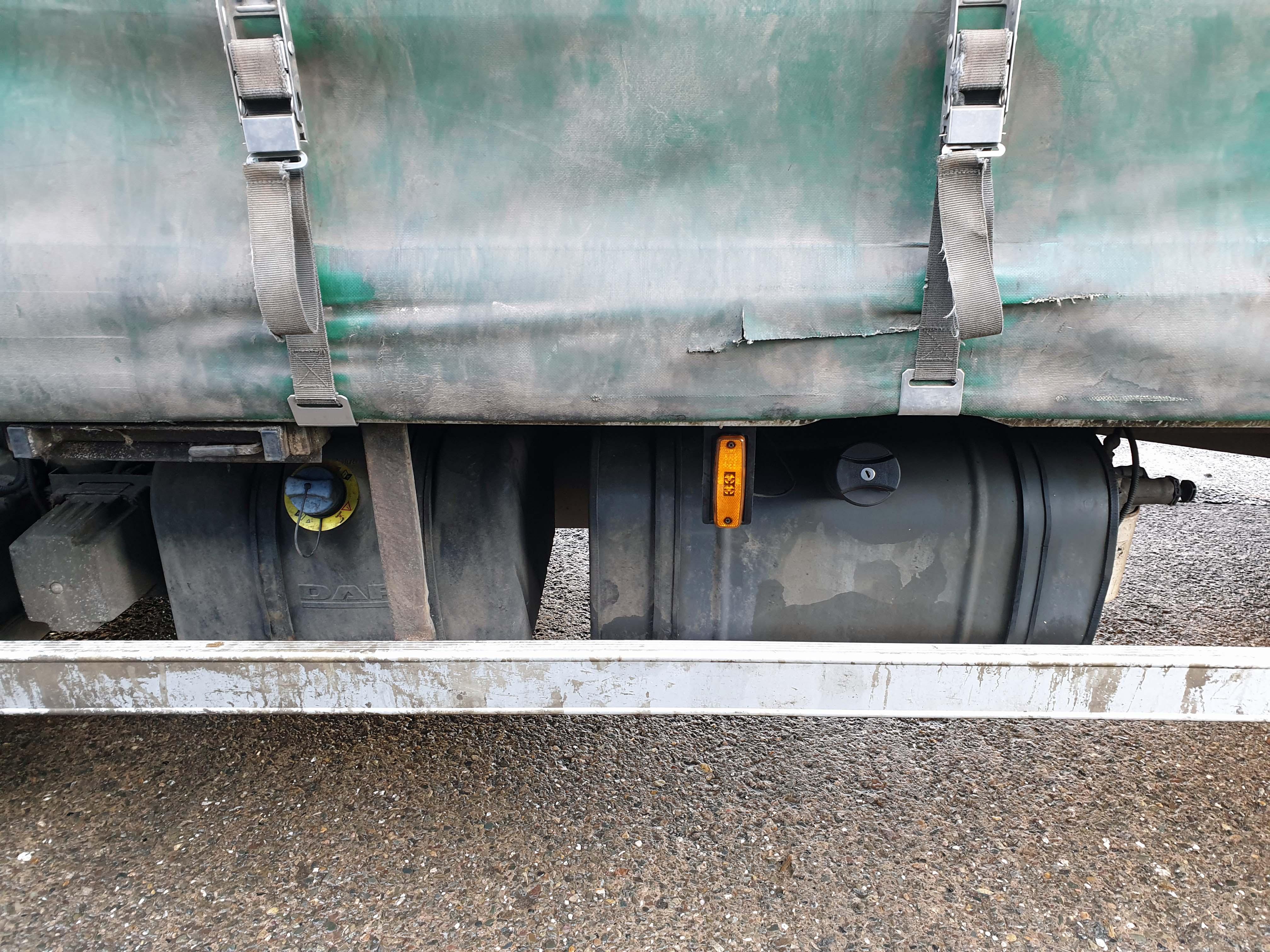 A DAF FA LF45.140 08 E 4461CC Euro4 4x2 7.5-Tonne Curtainside Truck, Registration No. RV59 FVA, - Image 9 of 11