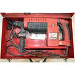 "Milwaukee HD 1-1/2"" Thunderbolt Corded Rotary Hammer Catalog Number 5311"