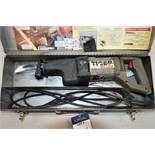 Porter Cable Corded Tigersaw Variable Speed Reciprocating Saw w/ Case