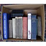 Various volumes of the London Topographical Society and other books including children's