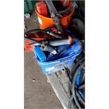 Qty Air Compressor Tools and Miscellaneous