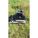 K33 Electric Diesel Pump and Lockup Box