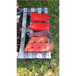 Qty Vogel & Noot Plough Spare Parts