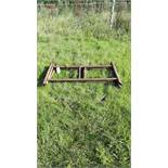 Metal Access Platform Frame