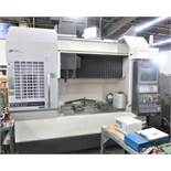 Okuma Genos M560-V 4-Axis CNC Vertical Machining Center, S/N 202457, New 2017
