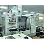 Haas VF-2 3-xis 15,000 RPM Vertical Machining Center, S/N 49524, New 2006