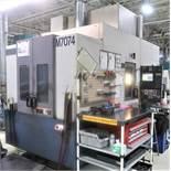 Mori Seiki GV-503 CNC Vertical Machining Center w/Pallet Changer, S/N 0263, New 2001