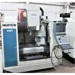 Hurco Model VM1 4-Axis CNC Vertical Machining Center, New 2002