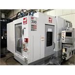 Haas EC300 CNC 4-Aixs Horizontal Machining Center, S/N 58580, New 2005