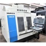 Hurco VMX-30 4-Axis CNC Vertical Machining Center, New 2005