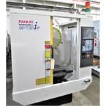 Fanuc RoboDrill Alpha T21iFB 3-Axis Vertical High Speed Drill Tap Machining Center, S/N P125XKB59,