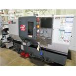 Haas ST20SSY CNC Turning Center w/Live Tool & Y-Axis, S/N 3089609, New 2011