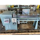 Shuster 200V straighten and cutting machine dual arbor
