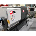 Haas ST-10 CNC 2-Axis Turning Center Lathe, S/N 3095012, New 2013