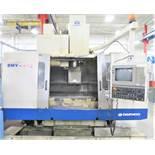 Daewoo DMV-650 3-Axis 50 Taper CNC Vertical Machining Center, S/N AV6S0007, New 1997