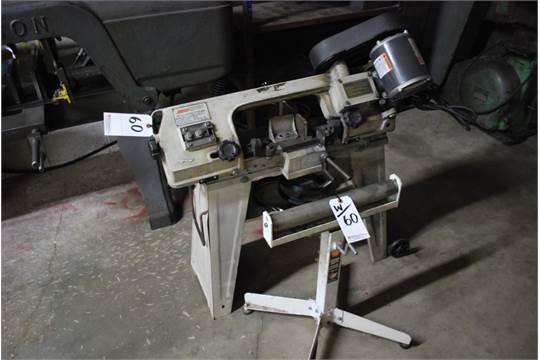 MSC MODEL 40051690 HORIZONTAL METAL CUTTING BAND SAW: S/N