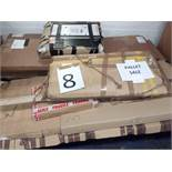 RRP £500 Pallet Of Incomplete Wardrobe Parts
