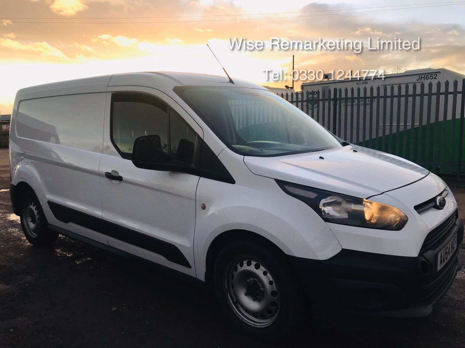 Ford Transit Connect 210 1.6 Eco-Tech LWB - 2015 Model - Service History - Ply Lined