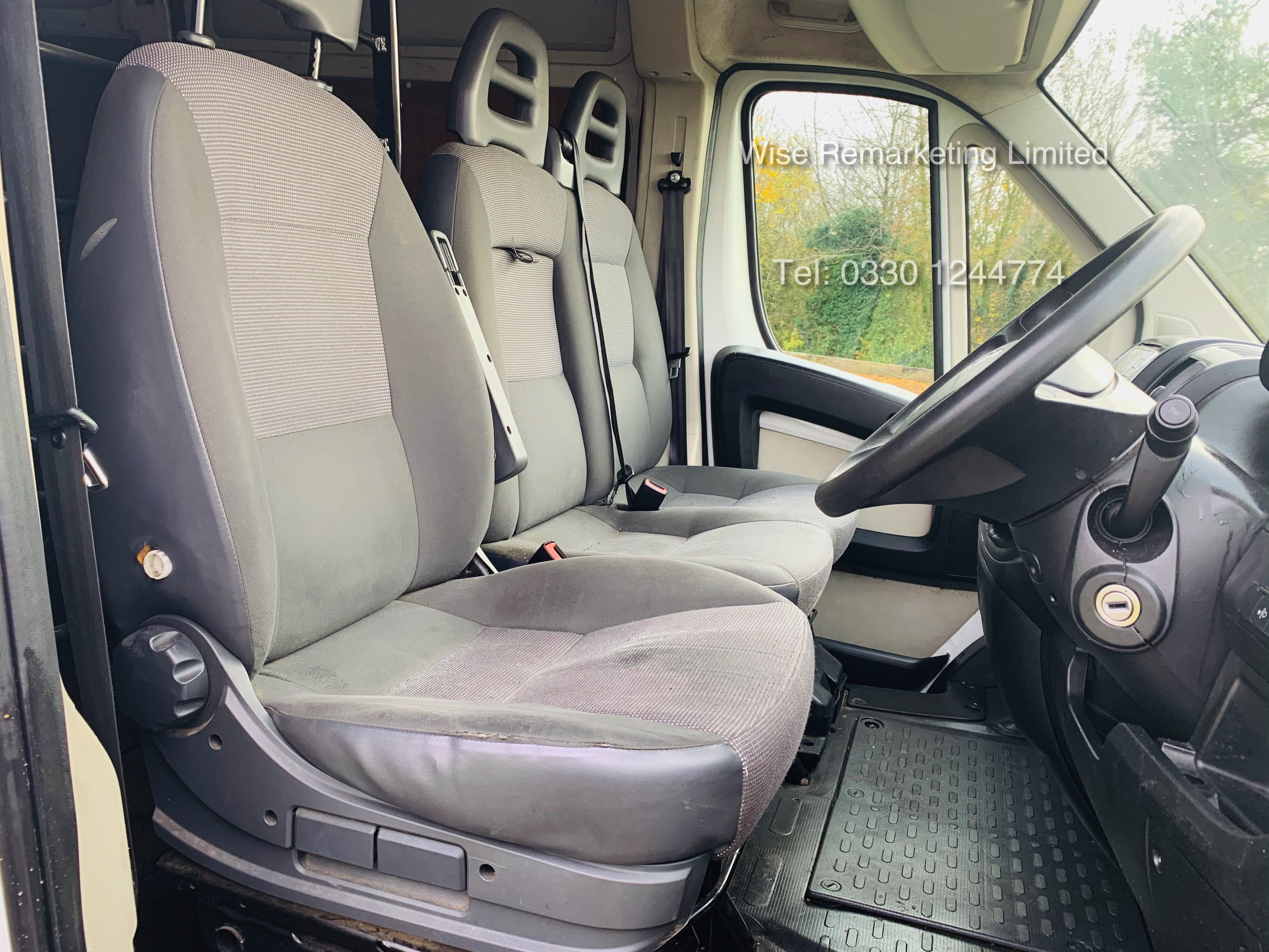 Peugeot Boxer 335 2.2 HDi (L3H2) 2014 Model - 1 Keeper From New - Long Wheel Base - Image 10 of 17