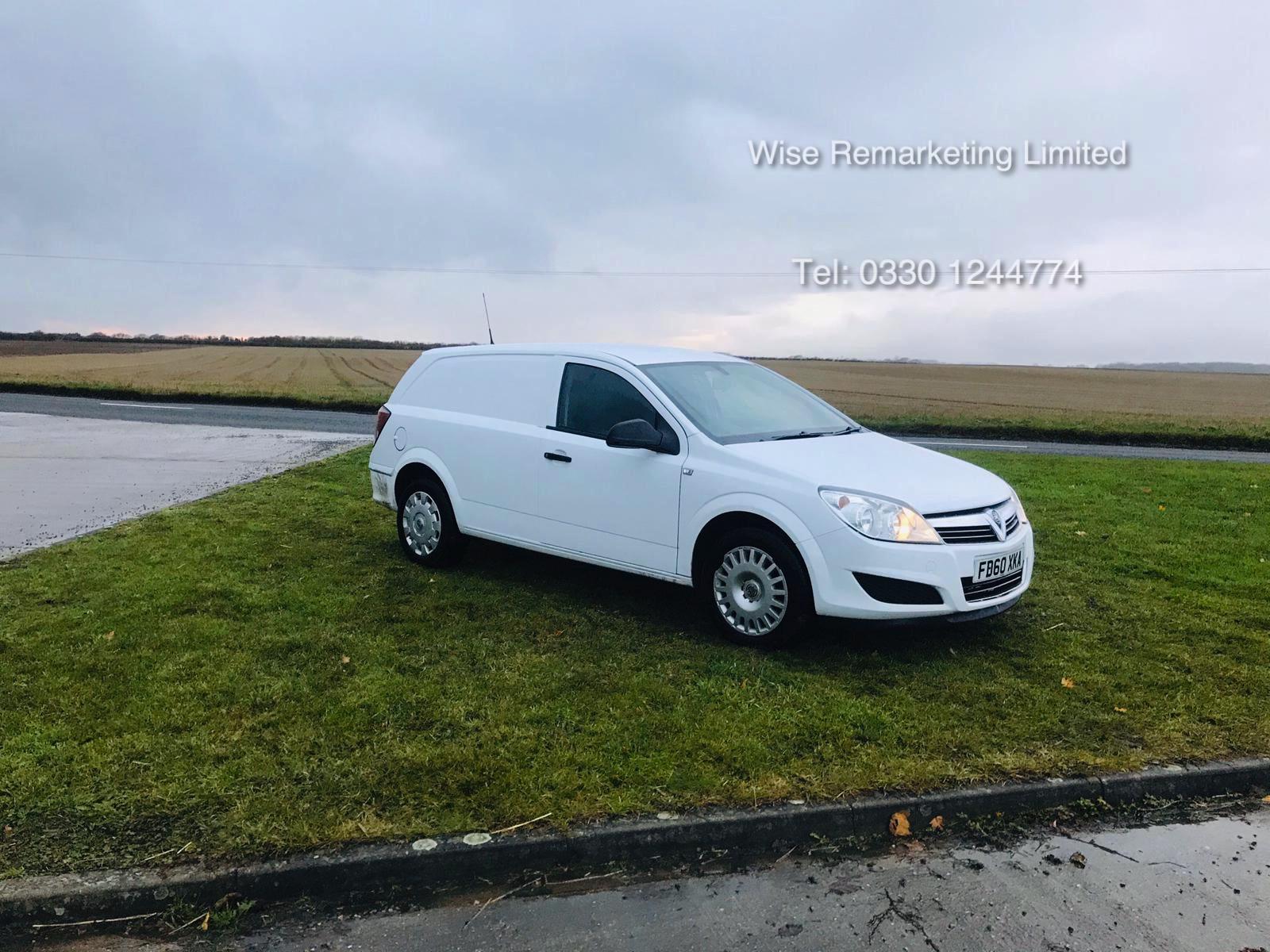 Vauxhall Astra Van 1.3 CDTi - 2011 Model - 5 Seater Crew Van - SAVE 20% NO VAT - Image 4 of 15