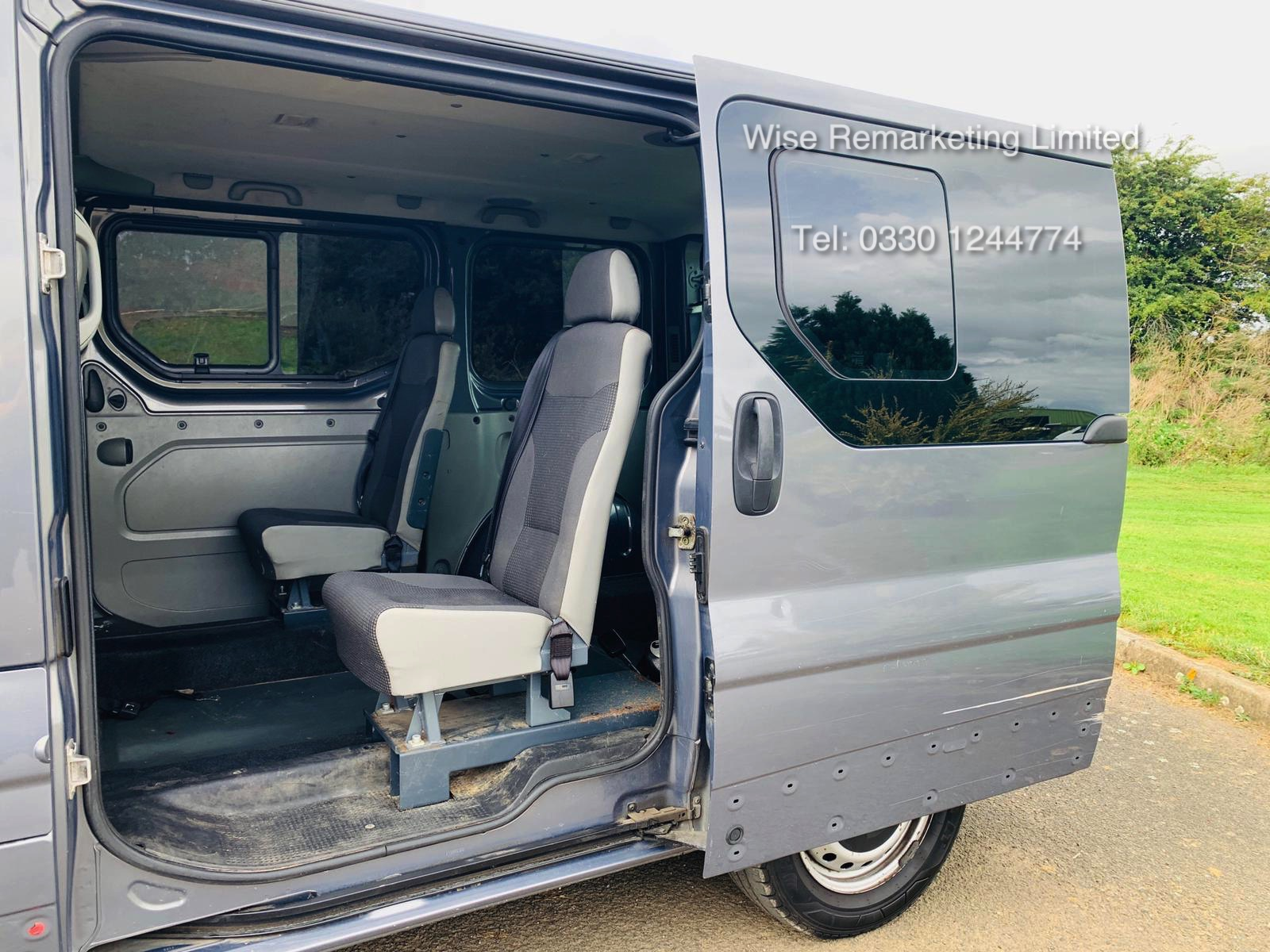 Vauxhall Vivaro 2.0 CDTI 2900 Minibus - 2014 Model - Wheel Chair Access -1 Owner From New -History - Image 15 of 21