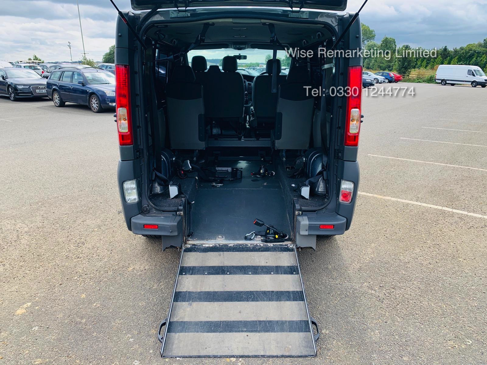 Vauxhall Vivaro 2.0 CDTI 2900 Minibus - 2014 Model - Wheel Chair Access -1 Owner From New -History - Image 8 of 21