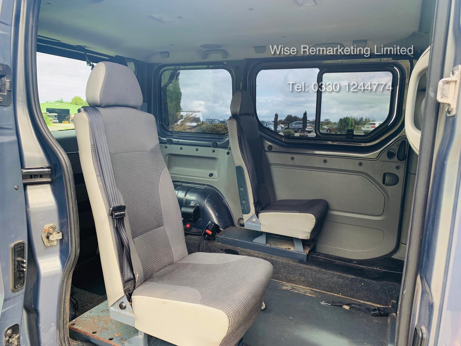 Vauxhall Vivaro 2.0 CDTI 2900 Minibus - 2014 Model - Wheel Chair Access -1 Owner From New -History - Image 10 of 21
