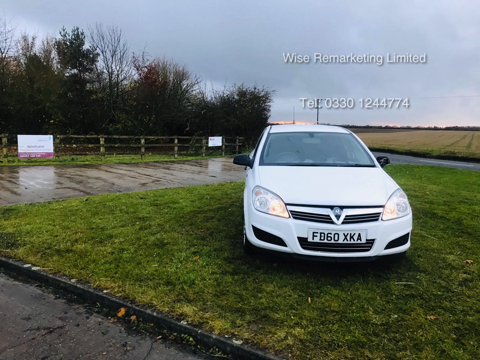 Vauxhall Astra Van 1.3 CDTi - 2011 Model - 5 Seater Crew Van - SAVE 20% NO VAT - Image 5 of 15