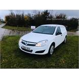Vauxhall Astra Van 1.3 CDTi - 2011 Model - 5 Seater Crew Van - SAVE 20% NO VAT