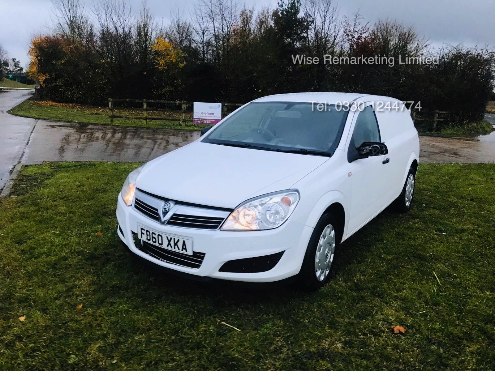 Vauxhall Astra Van 1.3 CDTi - 2011 Model - 5 Seater Crew Van - SAVE 20% NO VAT