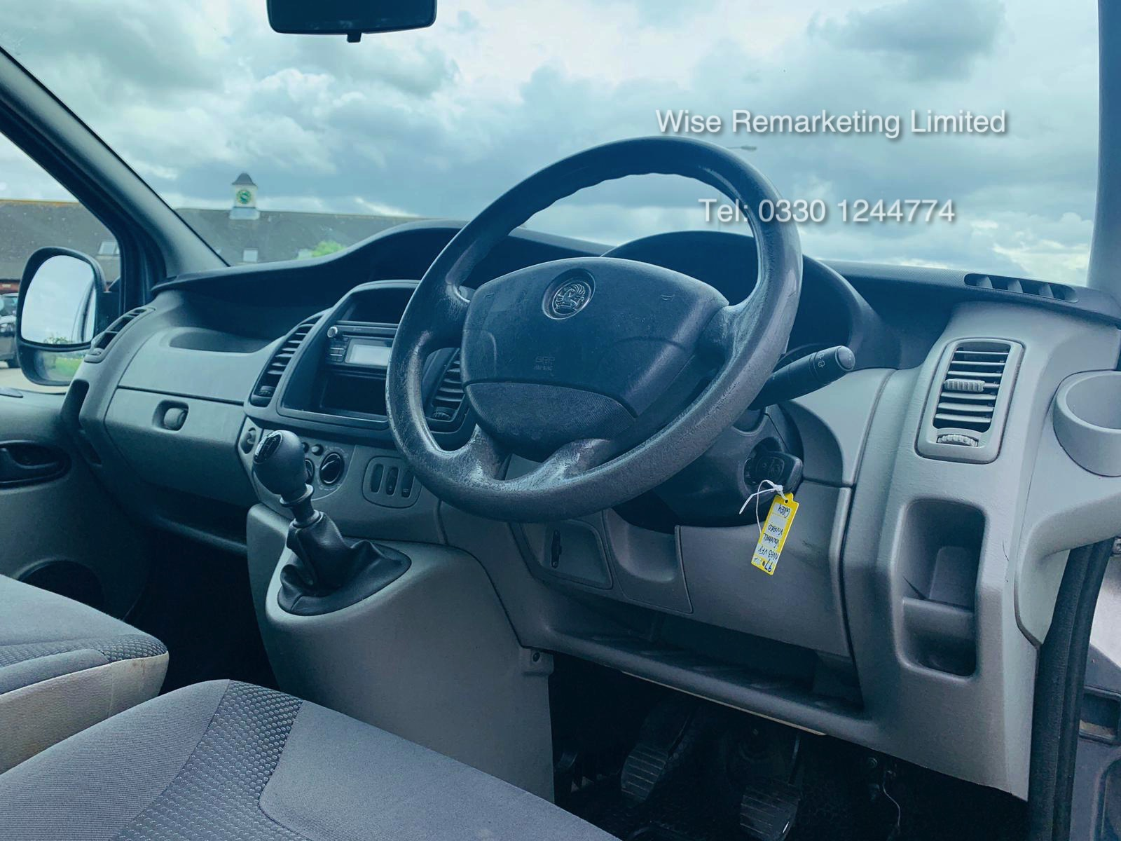 Vauxhall Vivaro 2.0 CDTI 2900 Minibus - 2014 Model - Wheel Chair Access -1 Owner From New -History - Image 17 of 21